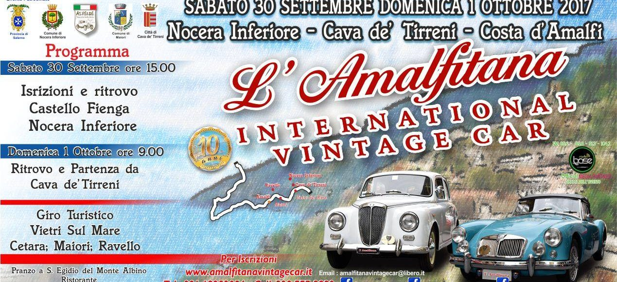 Amalfitana Vintage Car