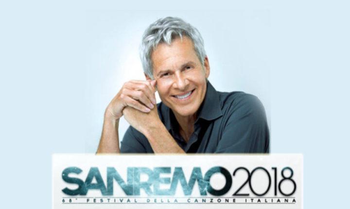 Sanremo 2018: l'annuncio dei Big in diretta tv