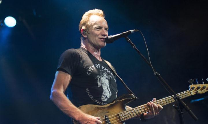 Sting, Shaggy e James Taylor: i primi ospiti internazionali