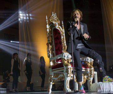 Fenomenale Nannini, grande successo per il concerto al Palasele di Eboli