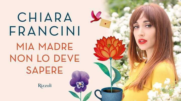 Chiara Francini ha presentato il suo nuovo romanzo a Radio Base